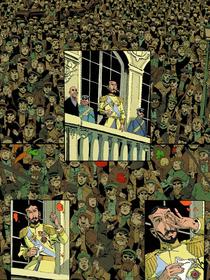 沙俄之死漫画