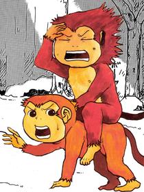 猴子少年漫画