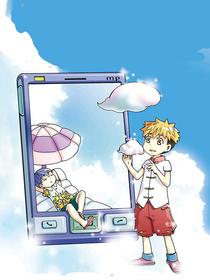 手机少年(小学篇)