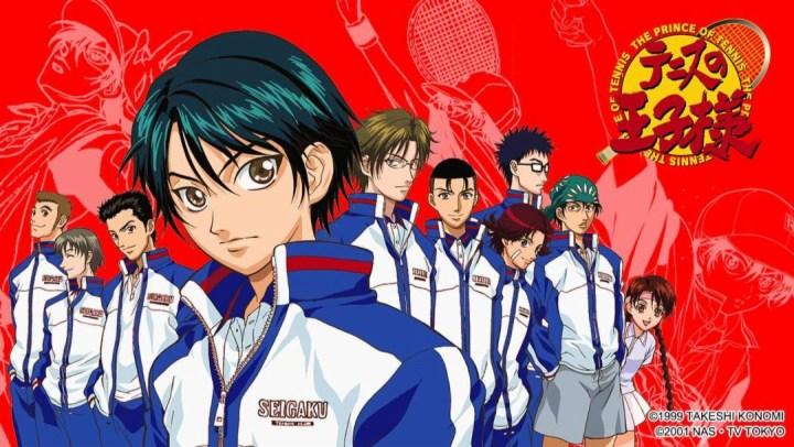 网球王子TV版