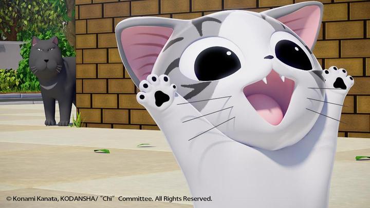 甜甜起司猫3D中文版