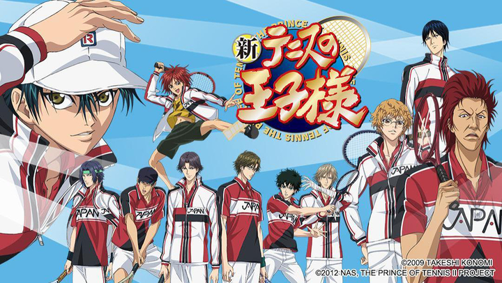 新网球王子 OVA版
