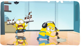 【Migu Exclusive Kick-off】The Diary of Gru and His Minions-Slip and Slide(咪咕咖啡?#21776;?/></div> 								<div class=