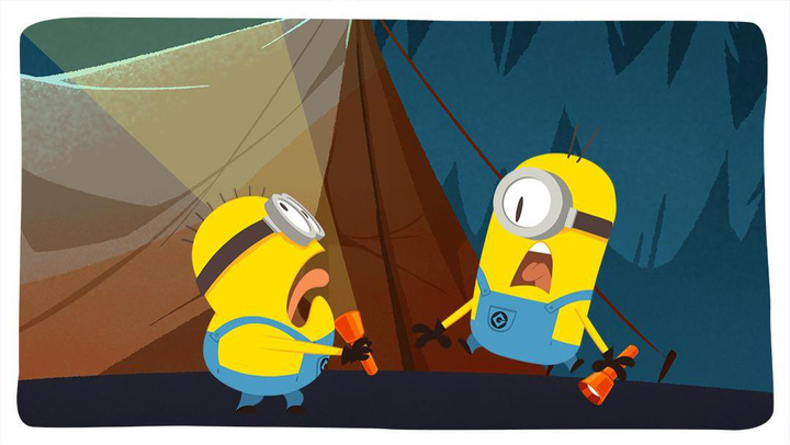 【Migu Exclusive Kick-off】The Diary of Gru and His Minions-Camping2