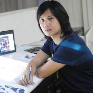 喋血战士重生漫画作者:Mico Suayan