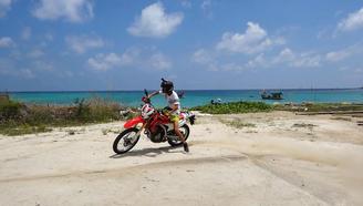【wing Vlog】帕岸岛环岛骑行
