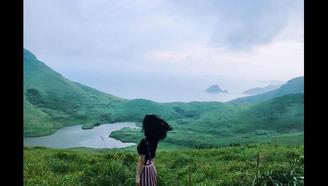 《你的名字》的天池惊现嵛山岛,我们的爱遥隔千里~