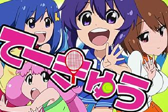 女高网球部4